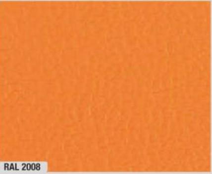 Orange - RAL 2008